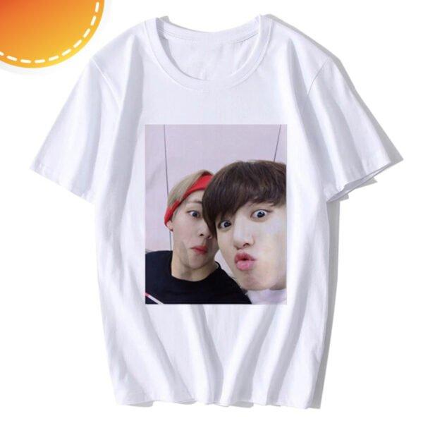 BTS funny jungkook jimin t-shirts