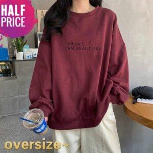harajuku chic sweatshirts