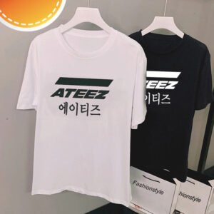 ateez aesthetic t-shirts