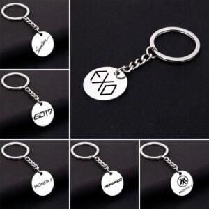 kpop keychains
