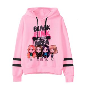 blackpink hooded sweatshirts