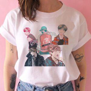 bt21 official t-shirts