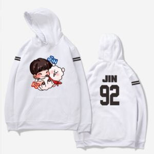 bt21 kawaii hoodies
