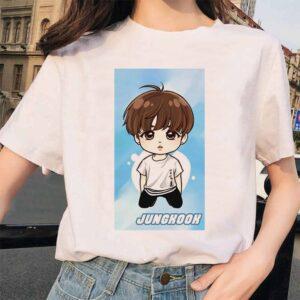bt21 kawaii t-shirts