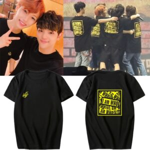 stray kids i am who t-shirts
