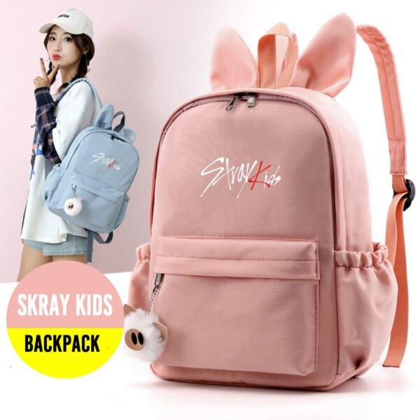 stray kids backpacks