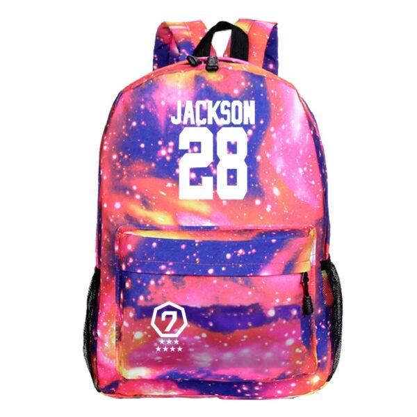 got7 backpacks