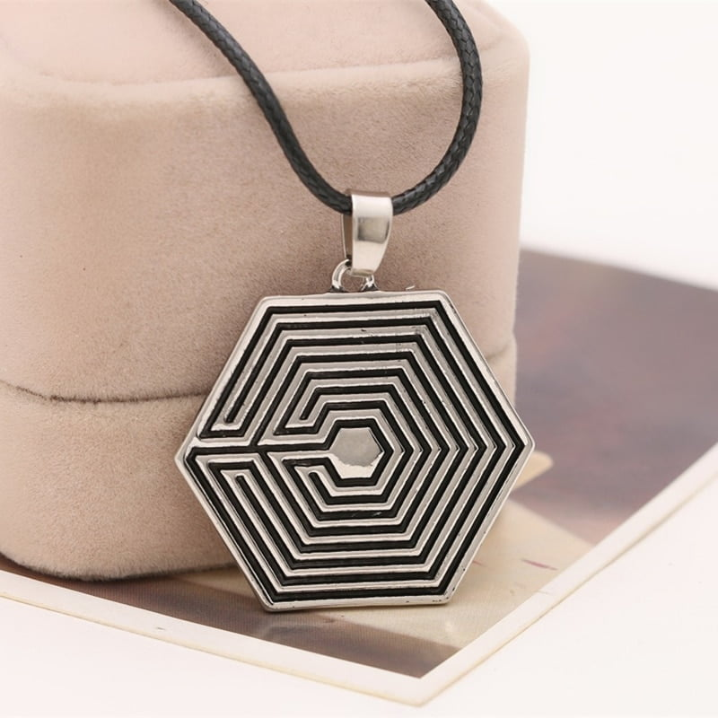 EXO Necklace Logo