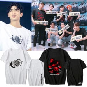 got7 world tour t-shirts
