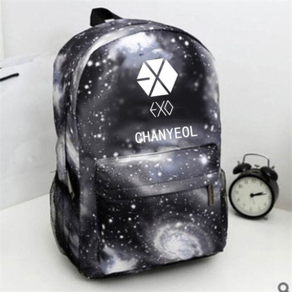 exo backpacks all members