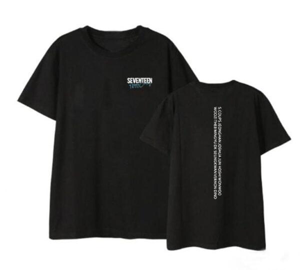 seventeen anniversary t-shirts