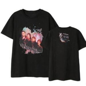 blackpink concert special t-shirts