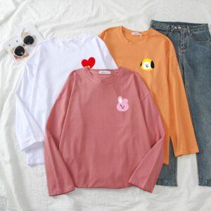 Classic Harajuku Women's T-shirt