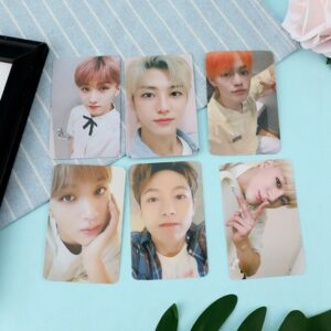 nct dream photo cards