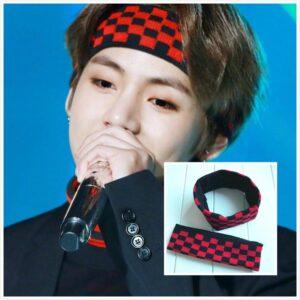 bts taehyung hairband