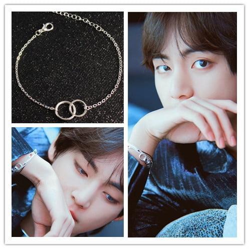 bts taehyung bracelets