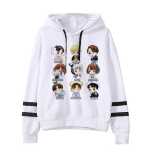 stray kids harajuku sweatshirts