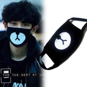 exo chanyeol face mask