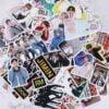 bangtan boys stickers collection