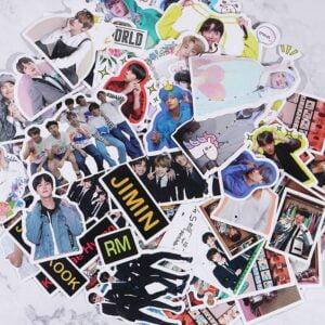 bangtan boys stickers collection