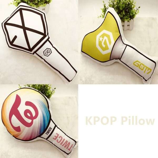 kpop pillow cushions