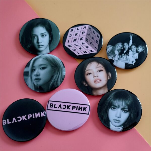 blackpink badges