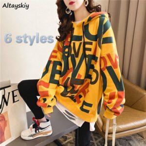kpop hoodies harajuku streetwear