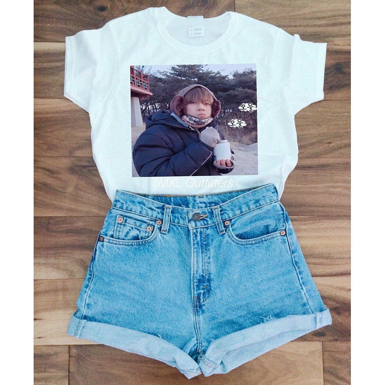 BTS Kawaii T-Shirts