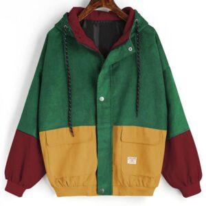 kpop outerwear hoodies