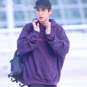 exo chanyeol hoodie