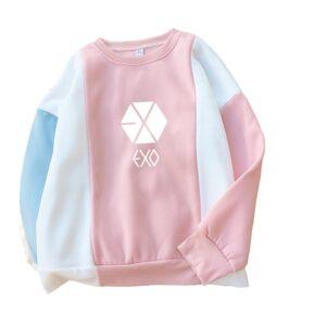 exo pullover sweatshirts