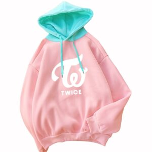 twice hooded sweatshirts collection