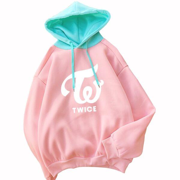 twice hooded sweatshirts collection