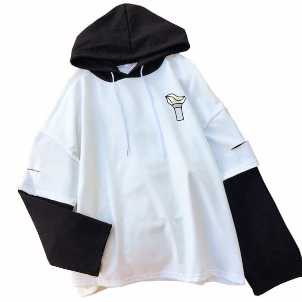 got7 harajuku hooded sweatshirts
