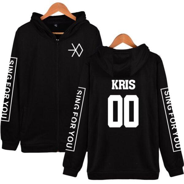 exo idol hoodies