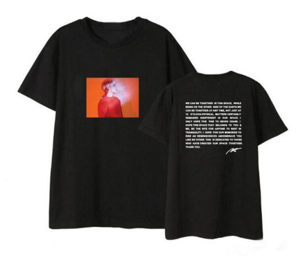 shinee jonghyun t-shirts