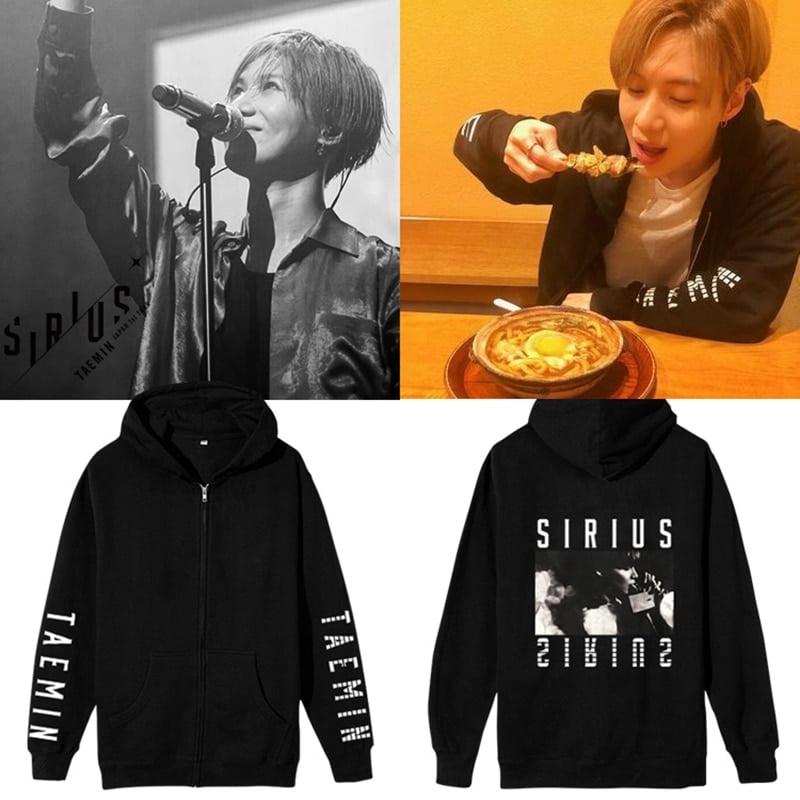 shinee taemin concert hoodie