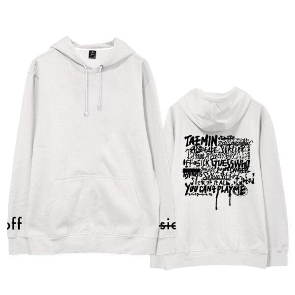 Shinee unisex hoodies