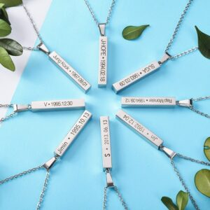 BTS Members Official Necklace