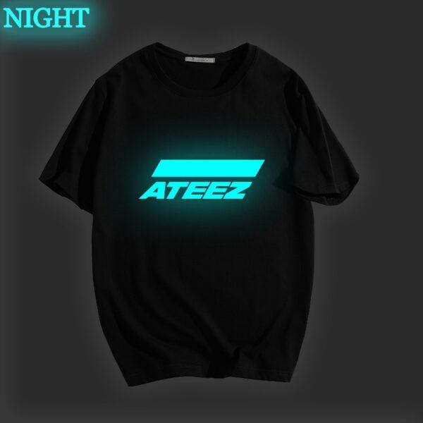 ateez luminous t-shirts