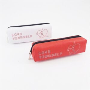 BTS Official Love Yourself Pencil Cases