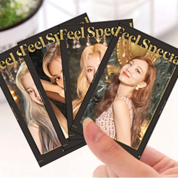 twice feel special photo cards