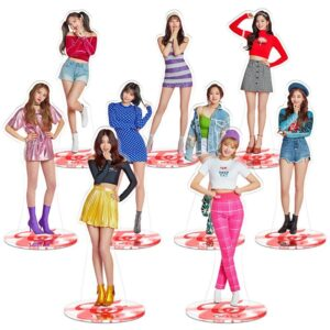 twice action figure dolls