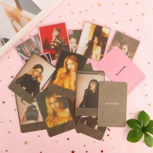 blackpink original lomo cards