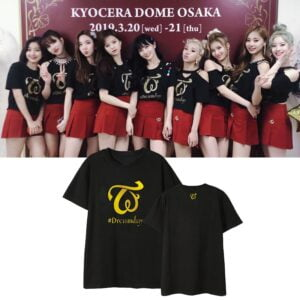 twice chic t-shirts