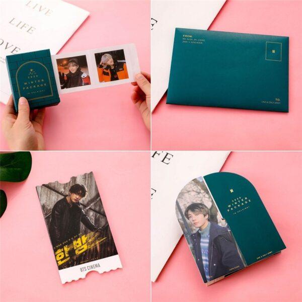 bangtan boys new album photo cards
