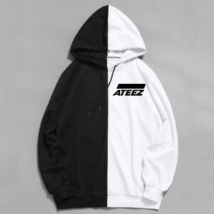 ateez idol hoodies