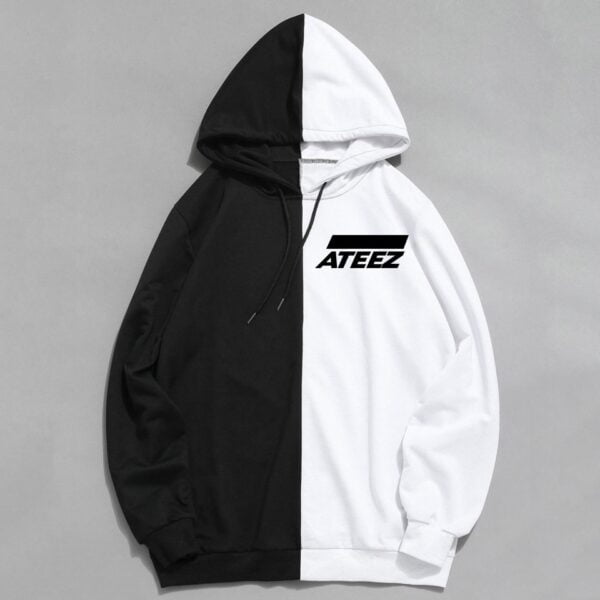 ateez idol hoodies