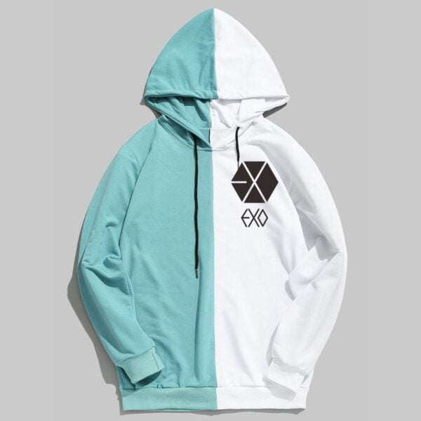 exo hoodies harajuku streetwear