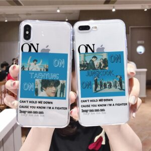 Bangtan Boys iPhone Case for iPhone